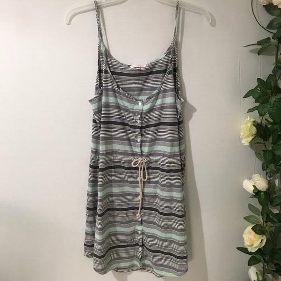 Victoria's Secret Dresses & Skirts - Victoria's Secret | Horizontal Striped Beach Dress